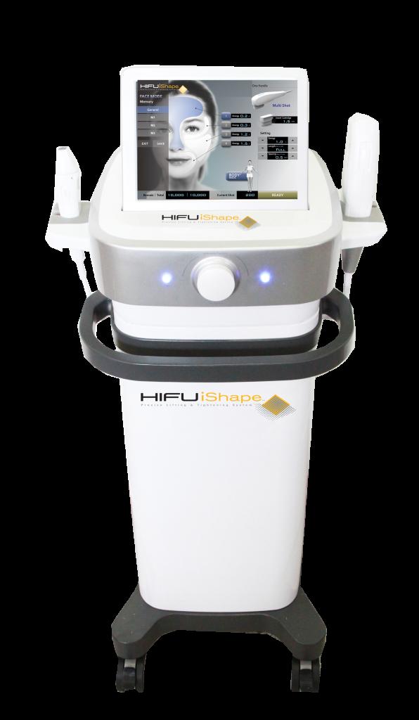 HiFU New Silver White Device